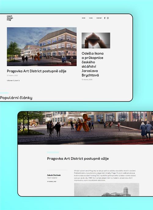 MockUp Image Czech Design Mag