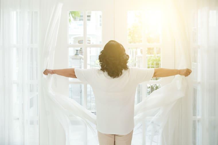 Empezar el día positivo con energía