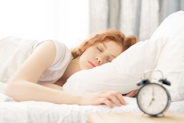 Dormir profundamente para combatir el insomnio