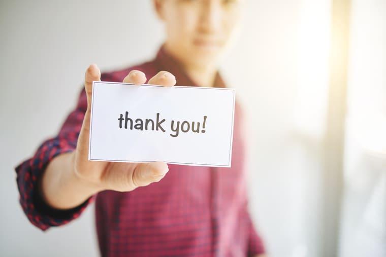 El poder de la gratitud