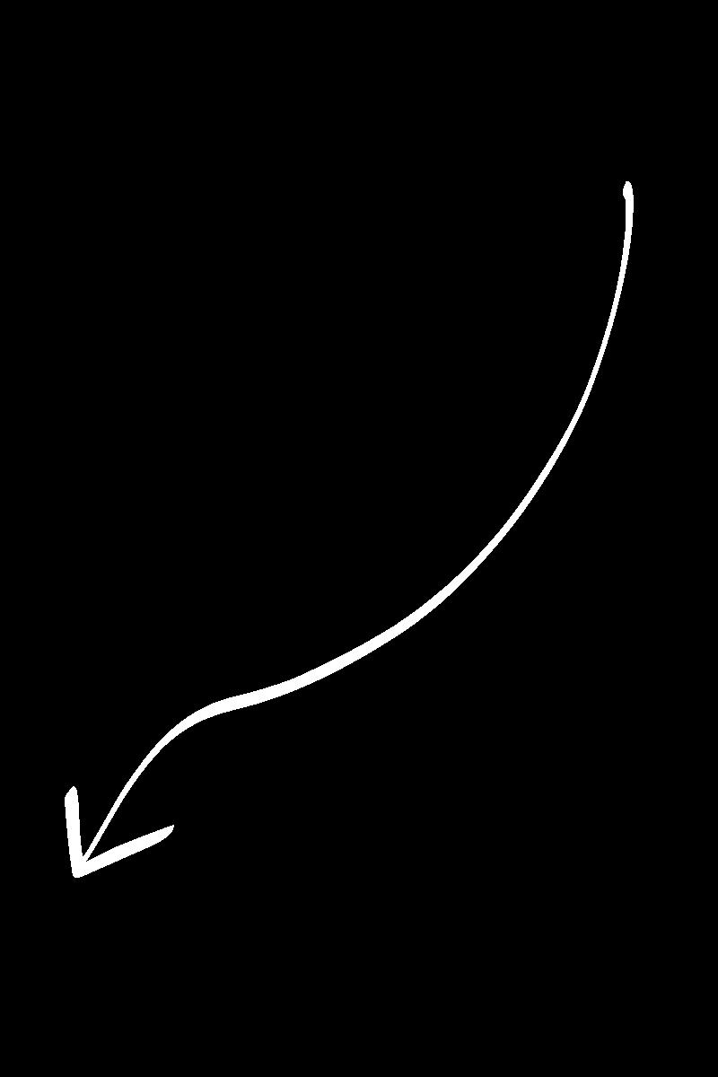 An arrow.