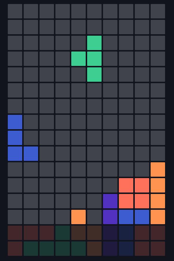 Tetris Principle