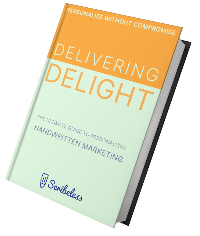A playbook for our ultimate guide to handwritten marketing