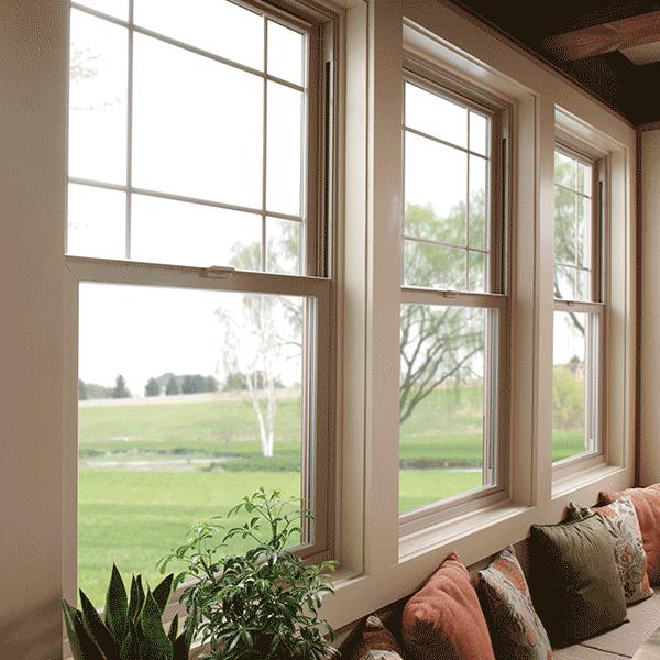 tuscany milgard casement windows