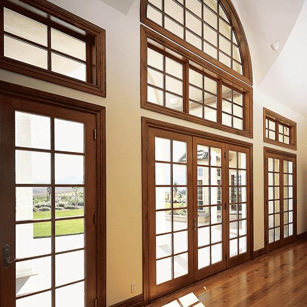 milgard grid doors