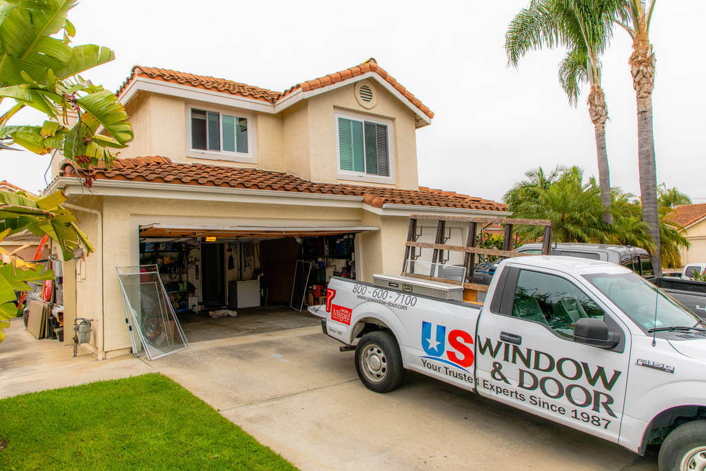 US window and door installation and replacement