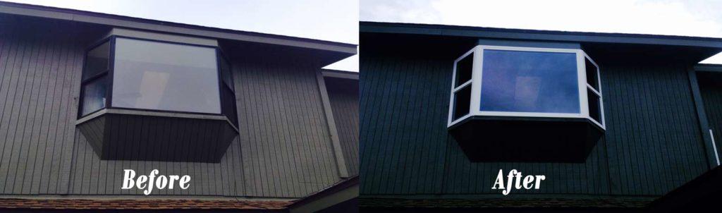 US Window & Door Before and After Work