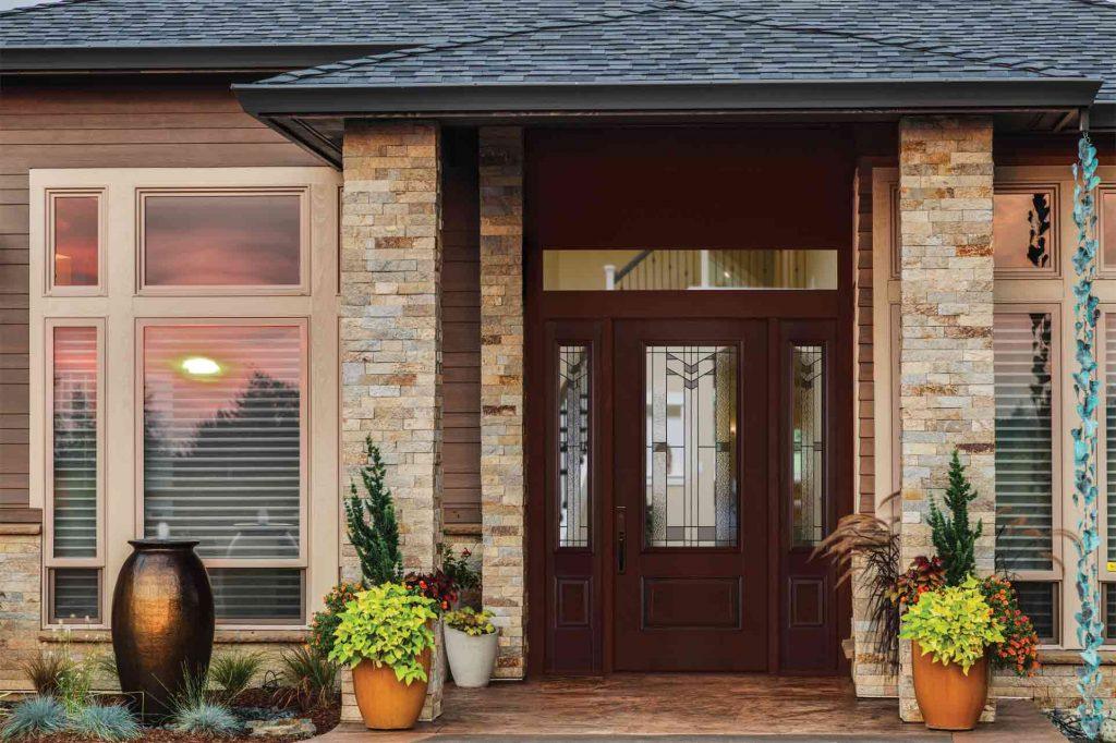 front doors masonite