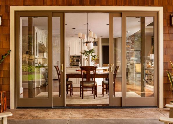 fiberglass sliding glass door