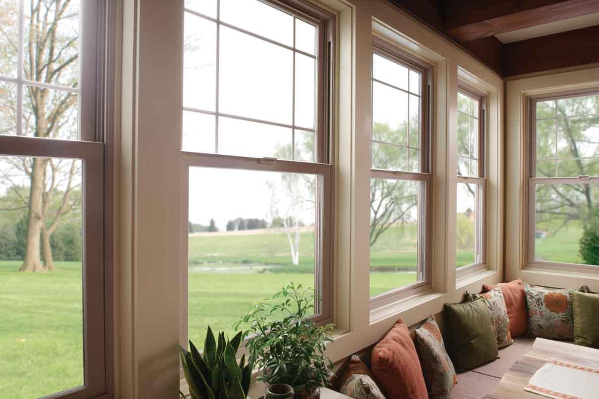 milgard tuscany windows casement windows