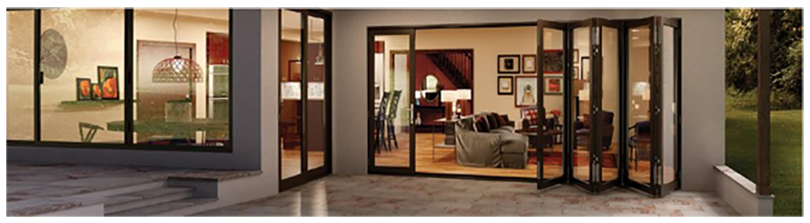 Modern Bifold Doors San Diego
