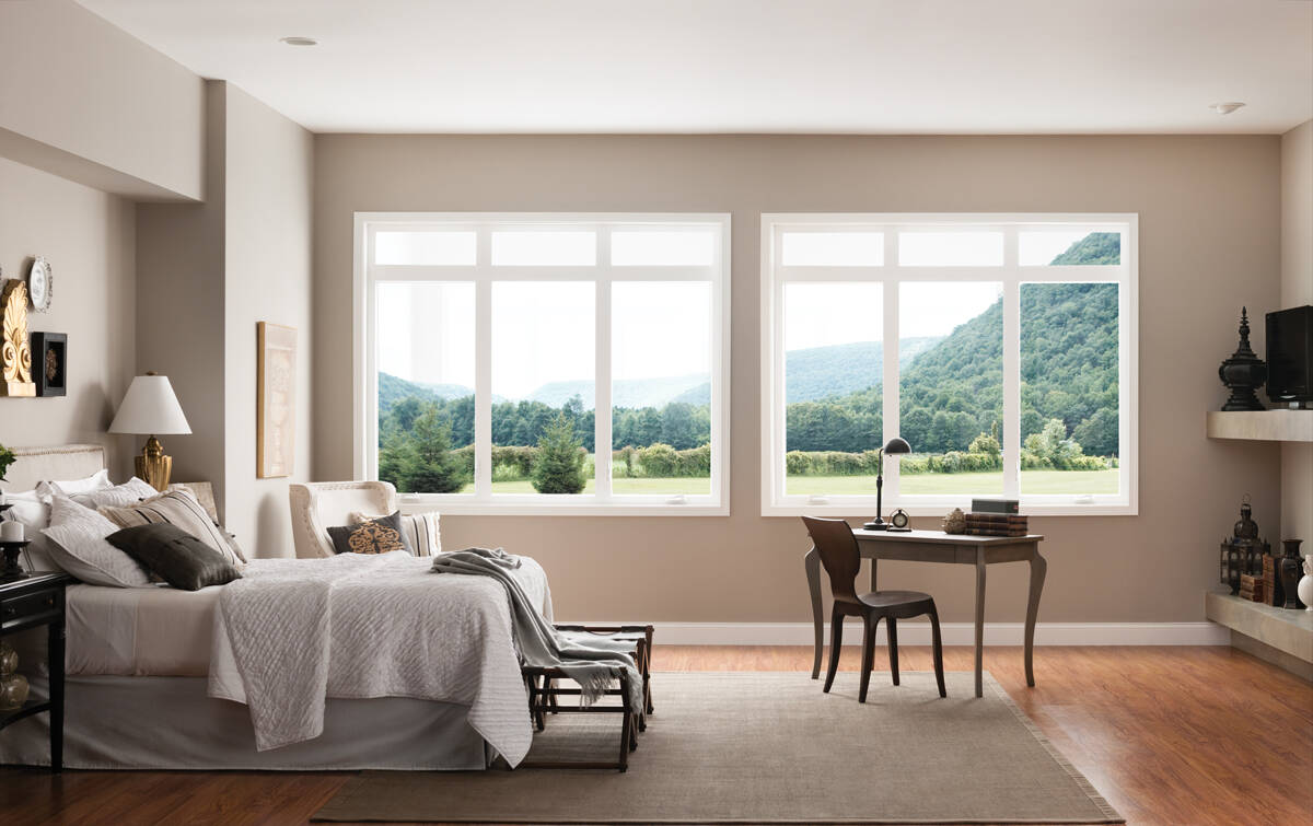 Milgard Style Line Windows