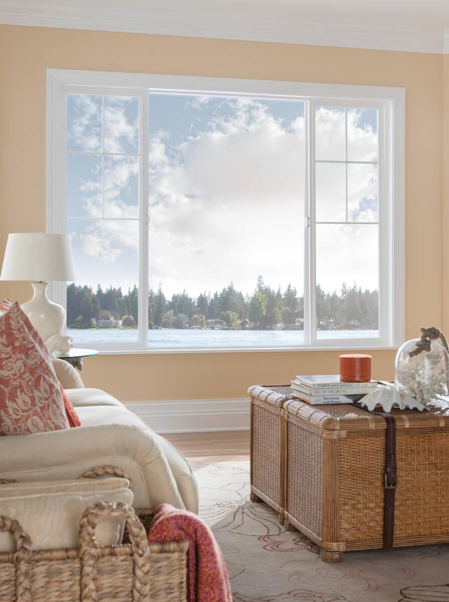 style line casement windows
