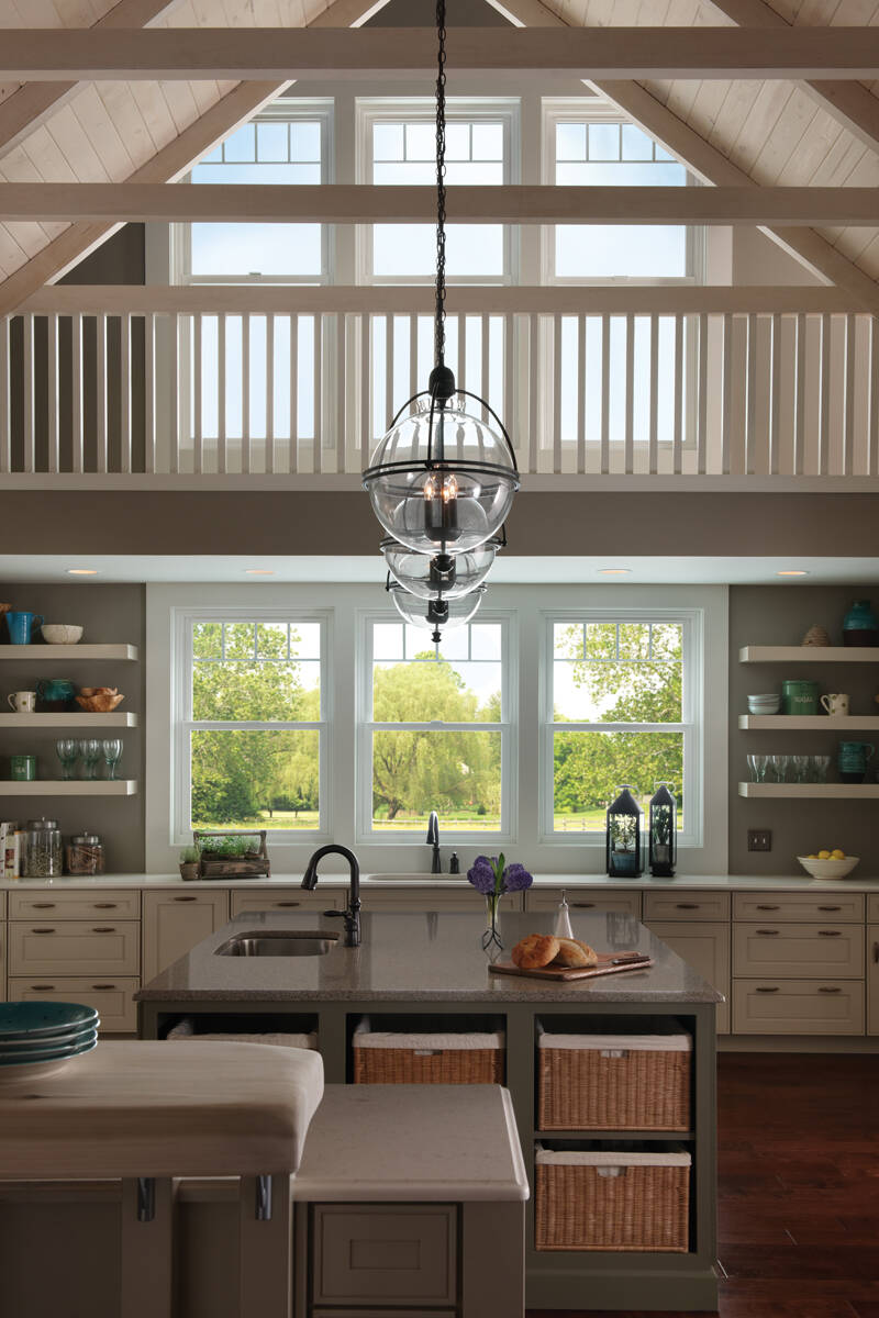 tuscany kitchen windows