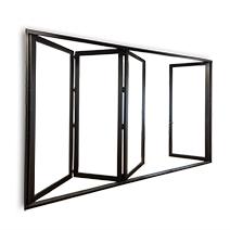 glass bifold door