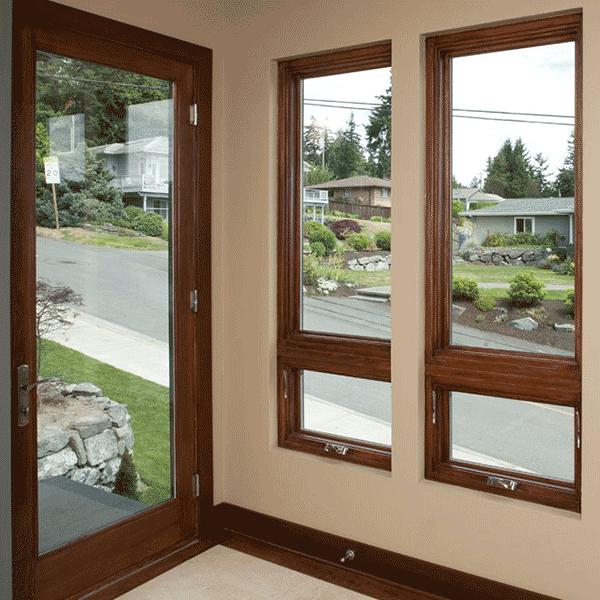 Wood Doors - Single Wood In-Swing Door