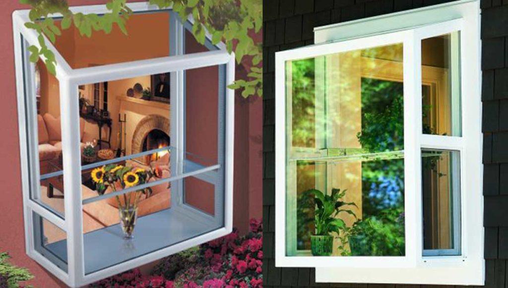 Garden Windows San Go Installation, Are Garden Windows Out Of Style