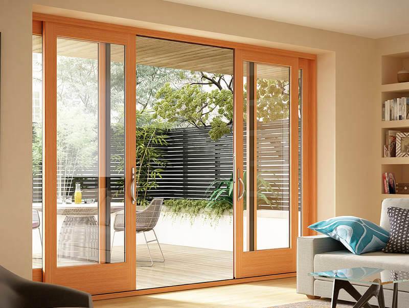 essence sliding glass patio door