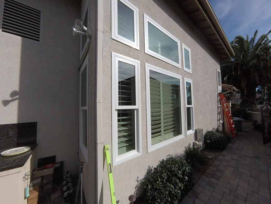 AFTER - Carlsbad Replacement Windows Milgard Tuscany
