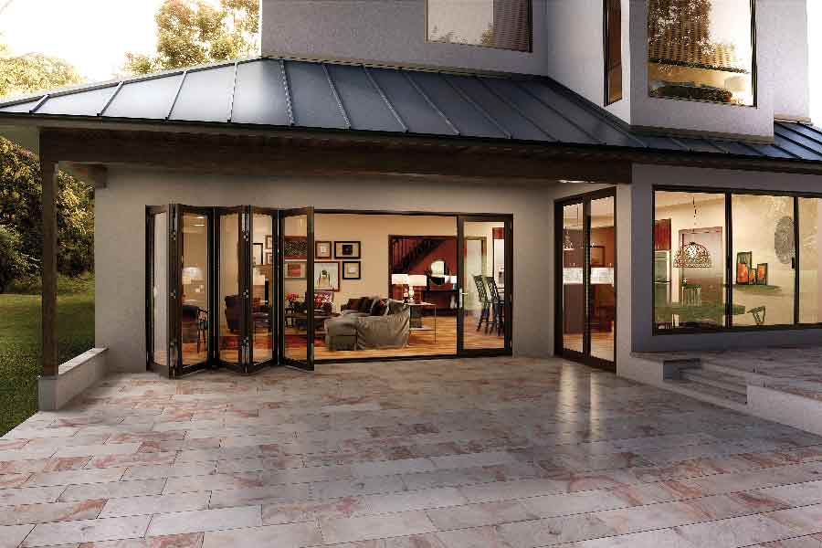 Modern Patio Doors in San Diego Moving Glass Wall Systems