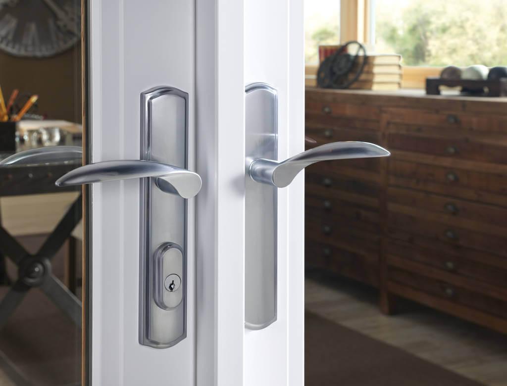 milgard door handle
