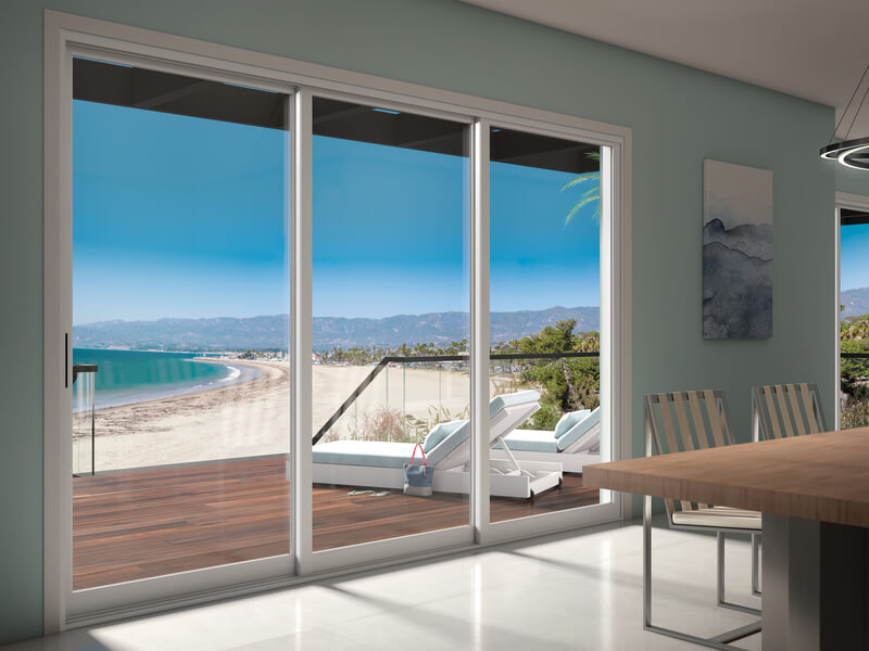 glass sliding door for your home