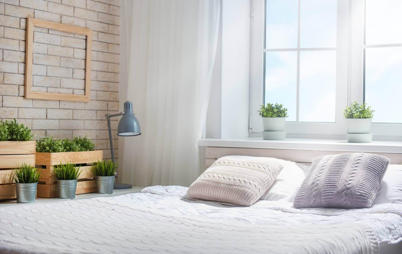 energy efficient windows in bedroom