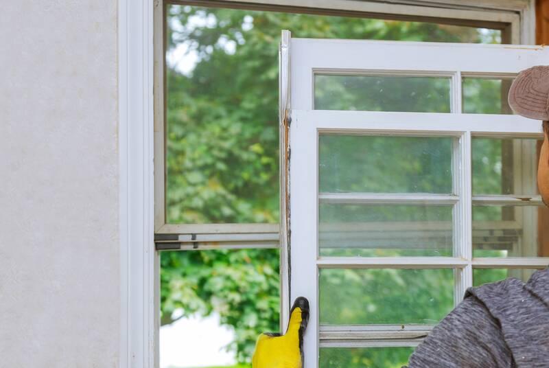 replacing an old window