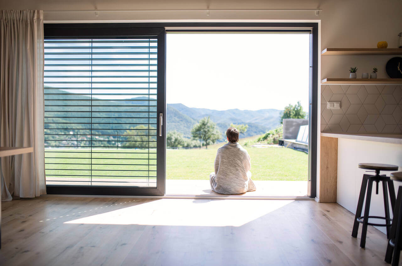 Where Did Sliding Glass Doors Come From?