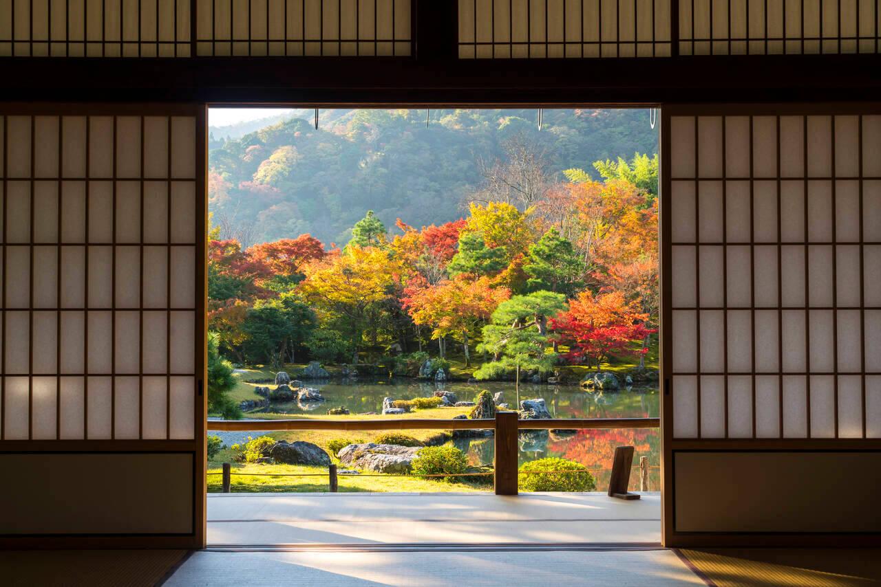 Japanese sliding door