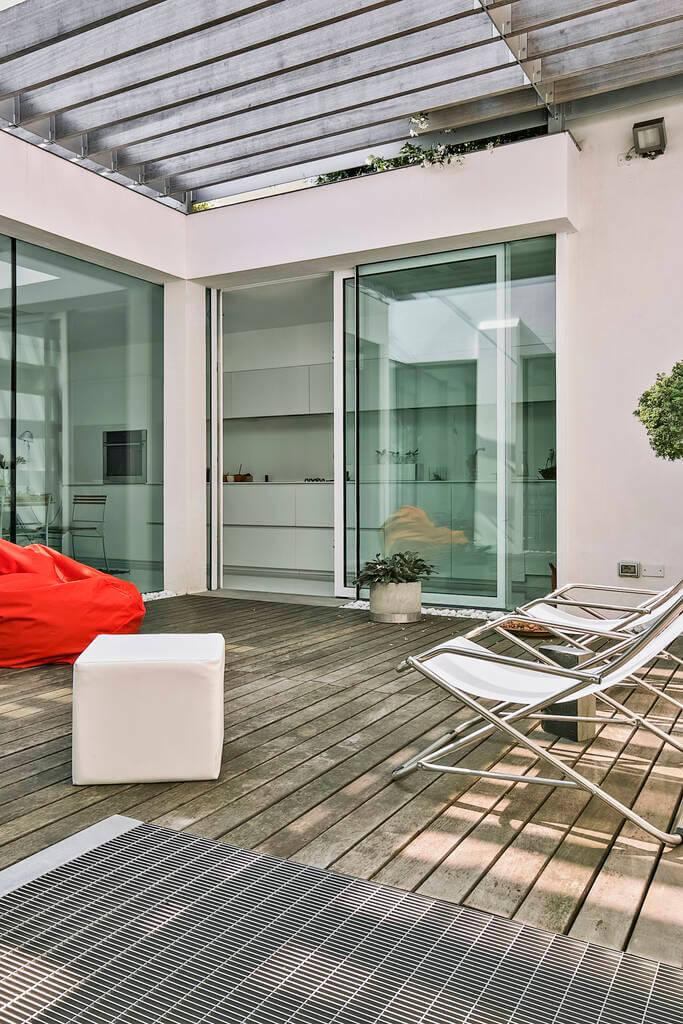 sliding door for your terrace