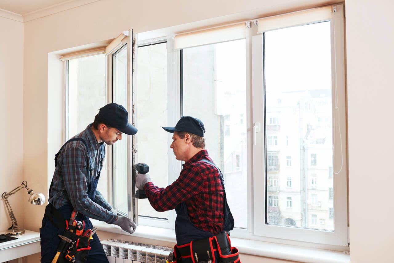 window experts replacing window