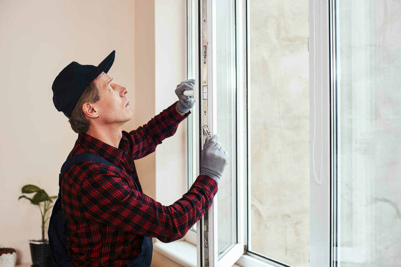 installing new window