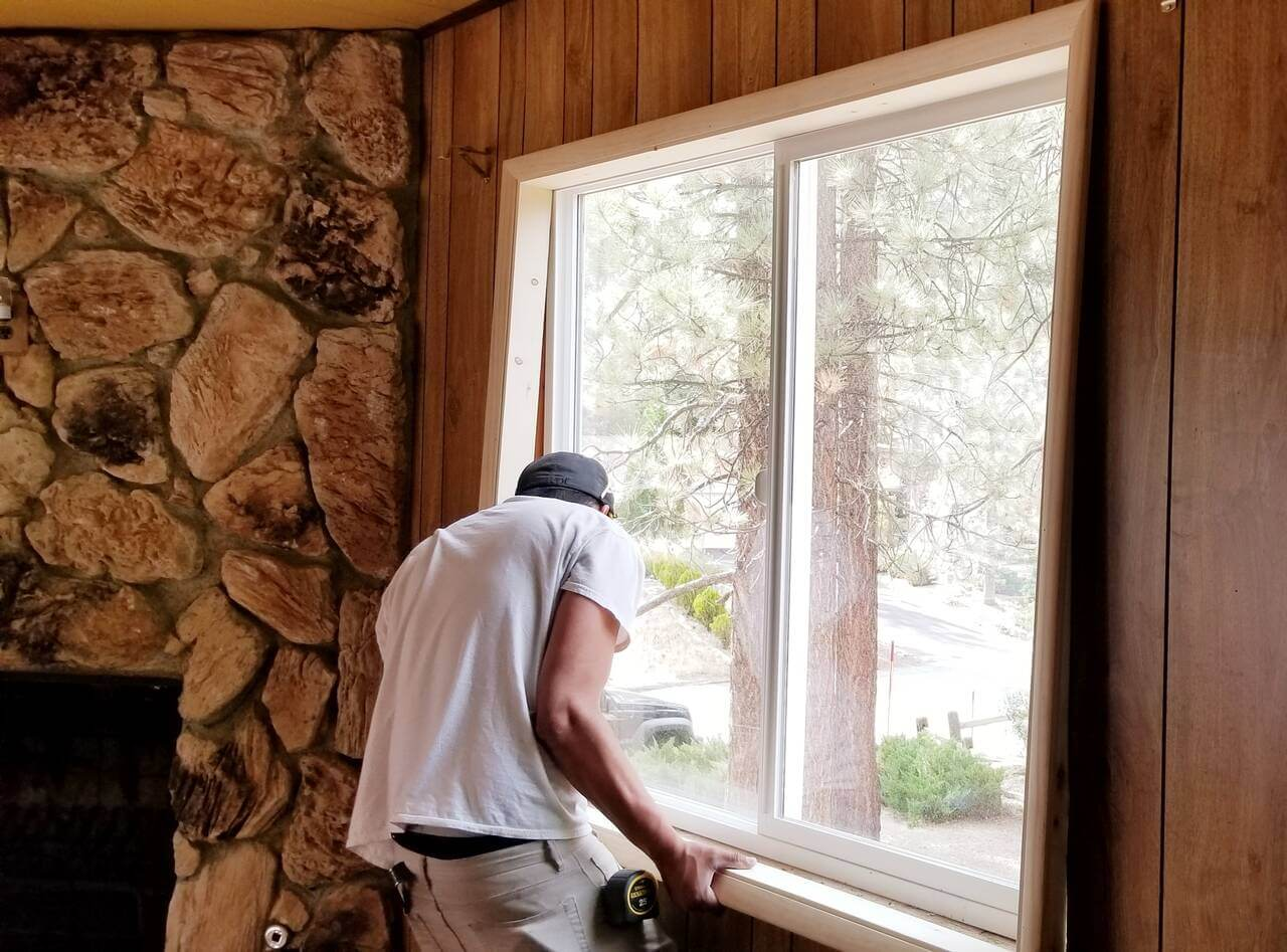 window installation and home improvement