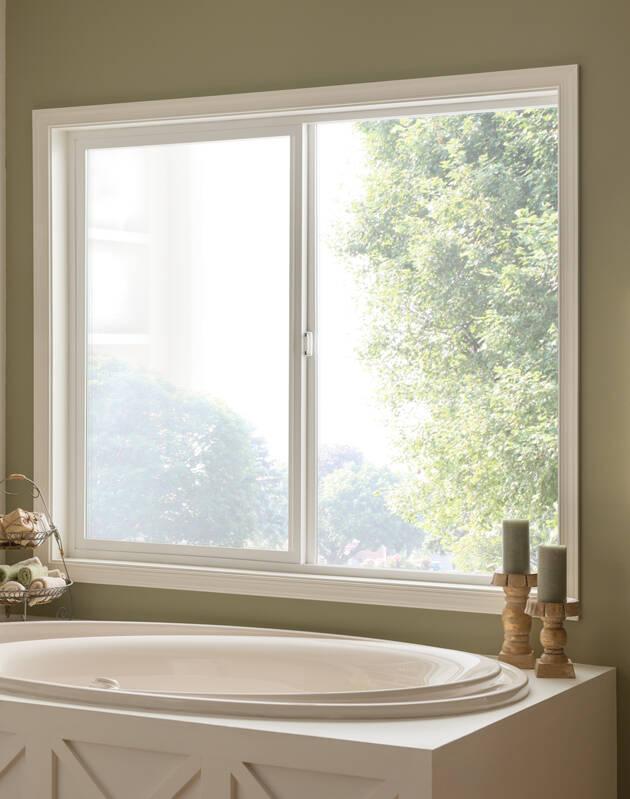 milgard styleline vinyl windows