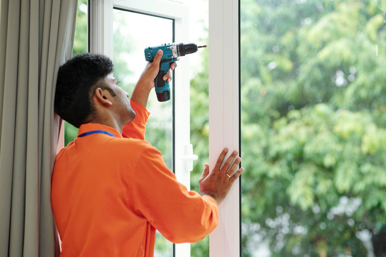 installing fiberglass windows