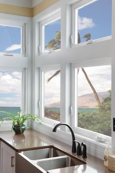 casement windows milgard tuscany