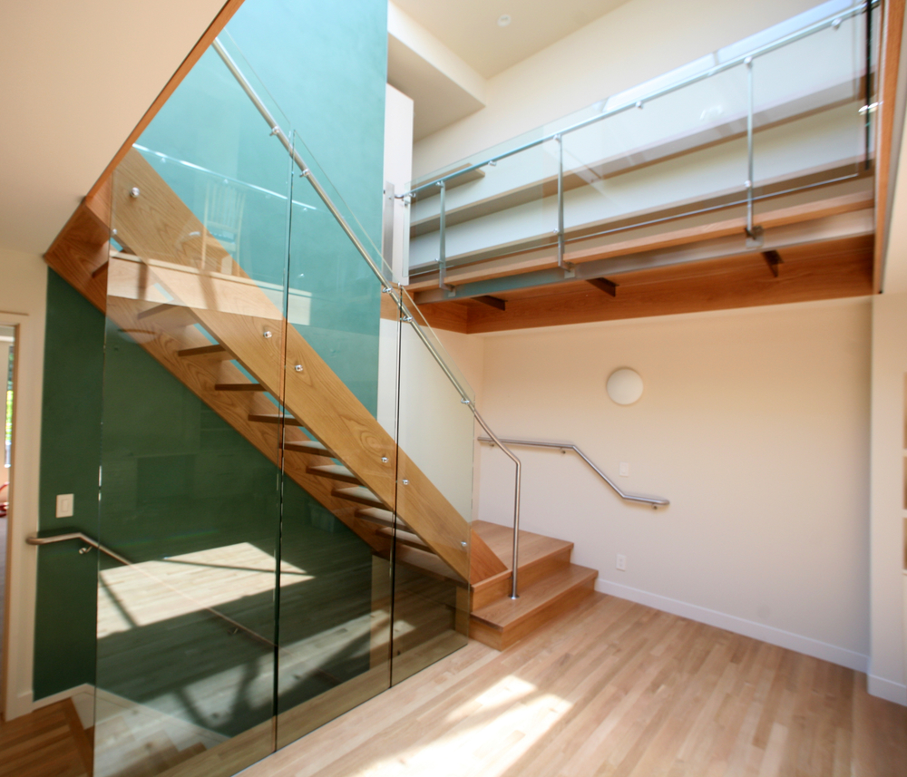 Glass Stair Guards
