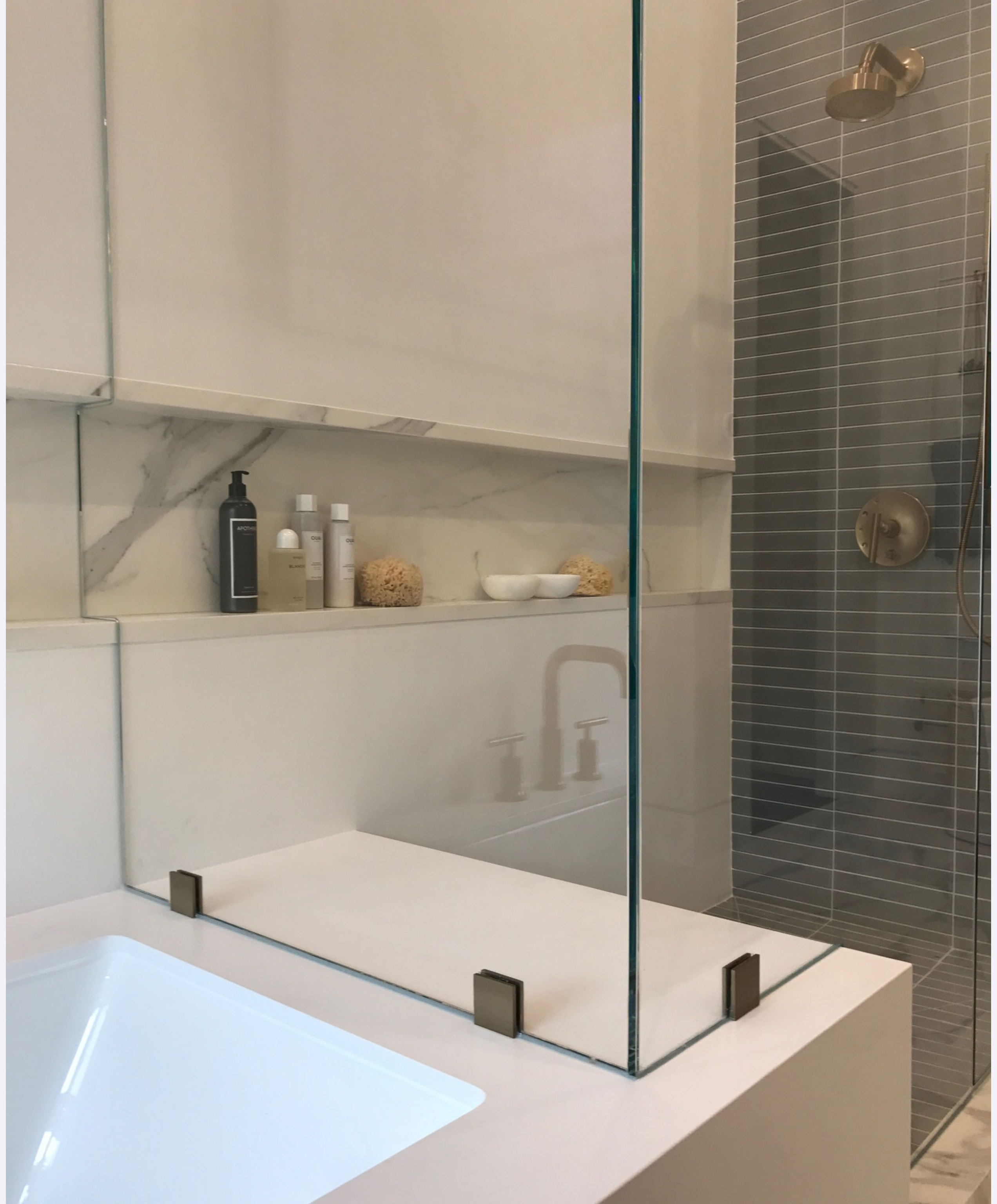Shower Featured in San Francisco Decorator Showcase