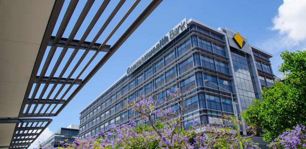 Commonwealth Bank of Australia offices in Sydney