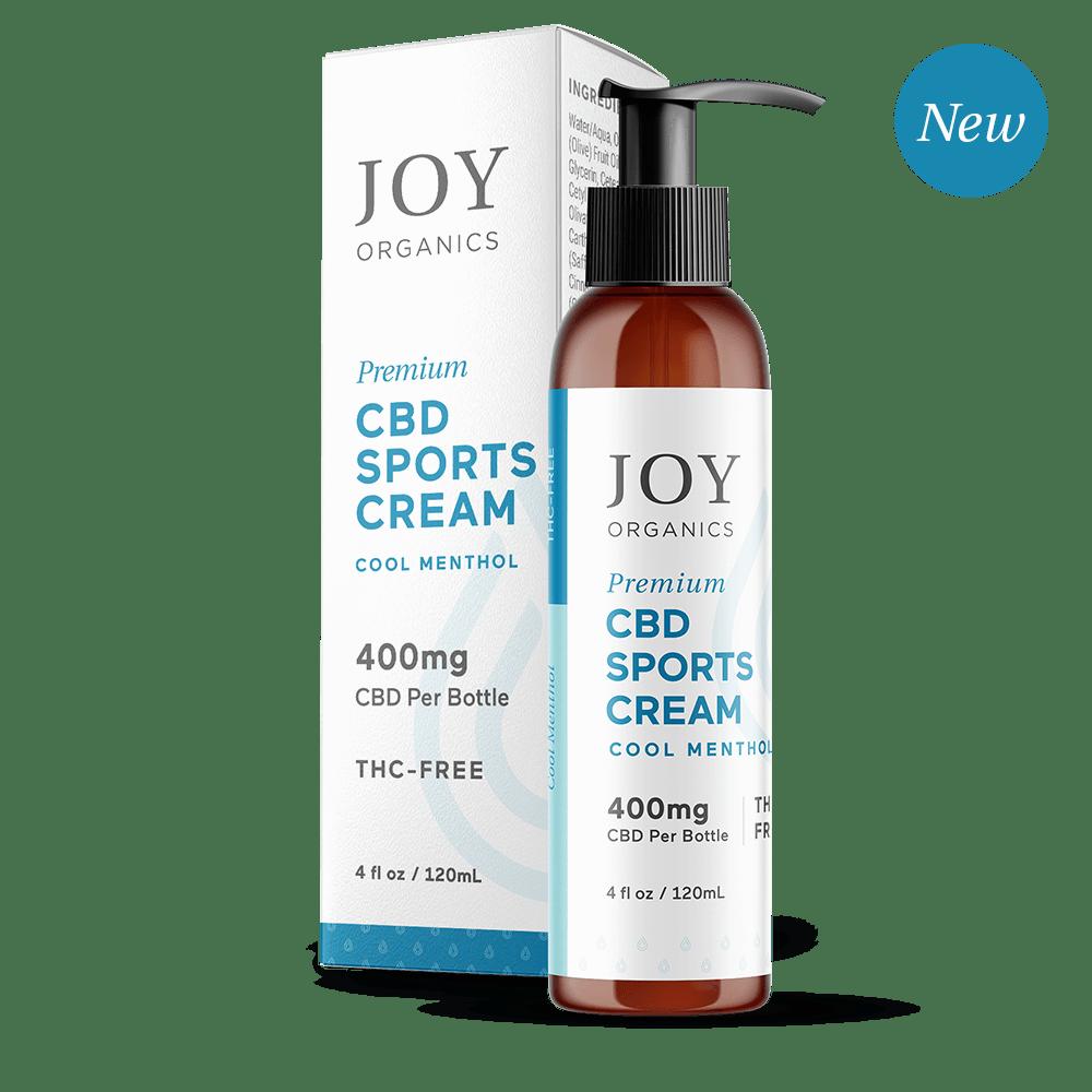 Premium CBD Sports Cream (400mg)