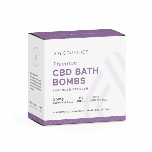 Premium CBD Bath Bombs