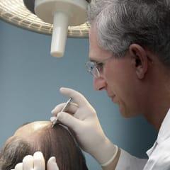 Impianto di capelli sintetici Nido