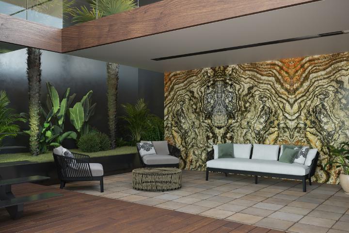 Granito Maskaratus Casa Verde