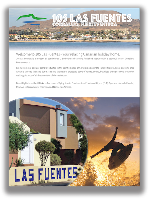 Brochure front cover