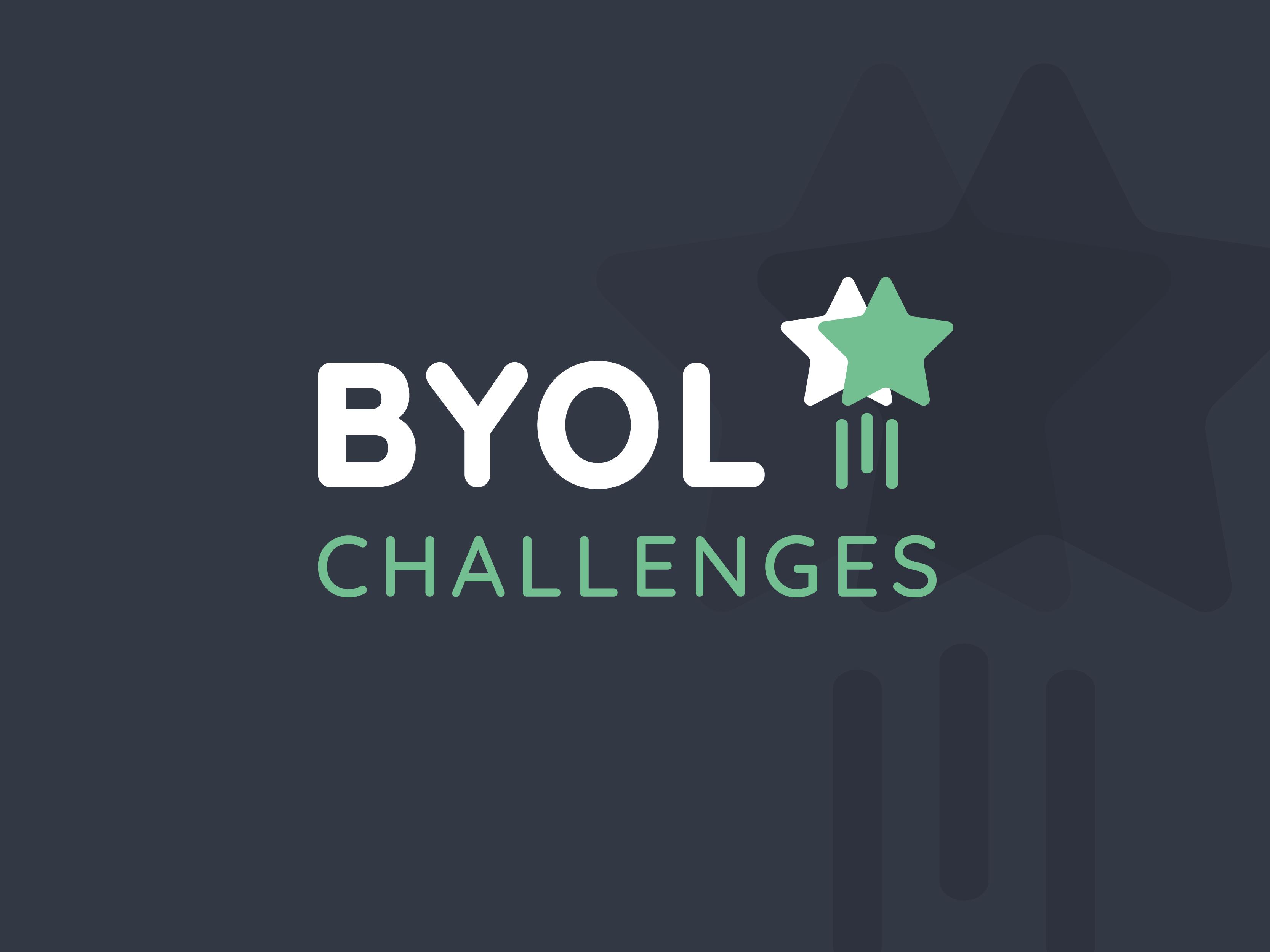 BYOL Challenges