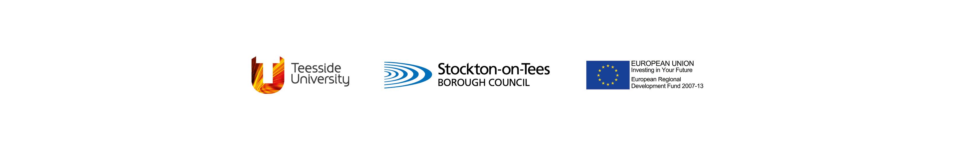 Teesside University, Stockton-on-Tees Borough Council, European Union