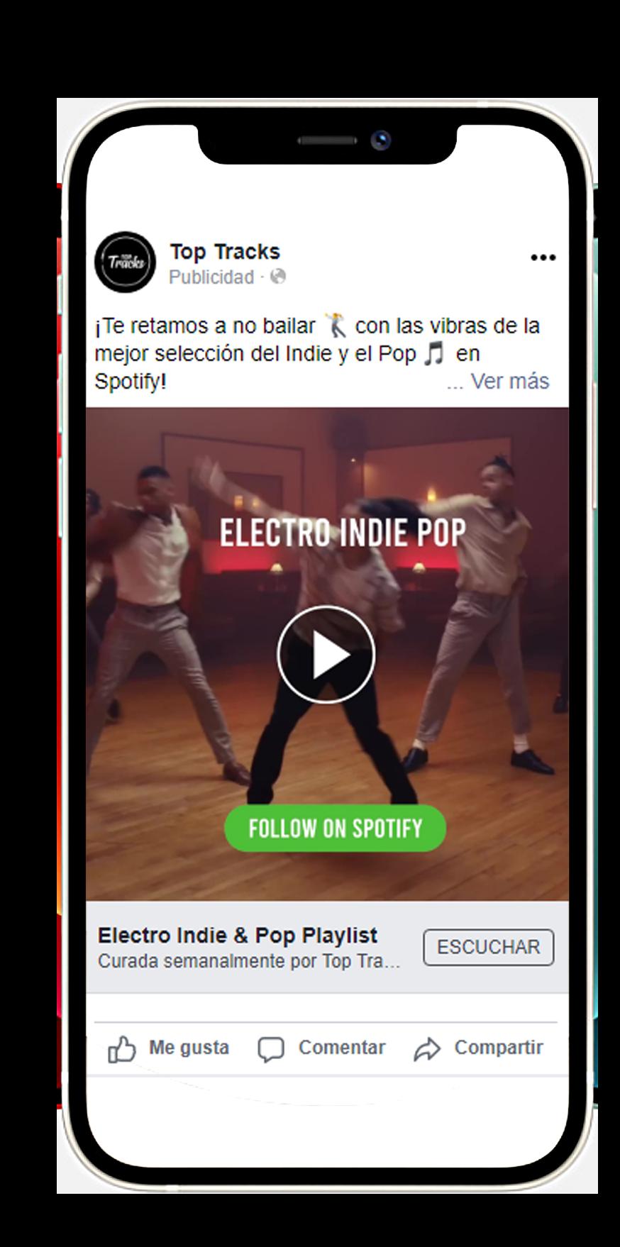 Collab Playlisting Ads