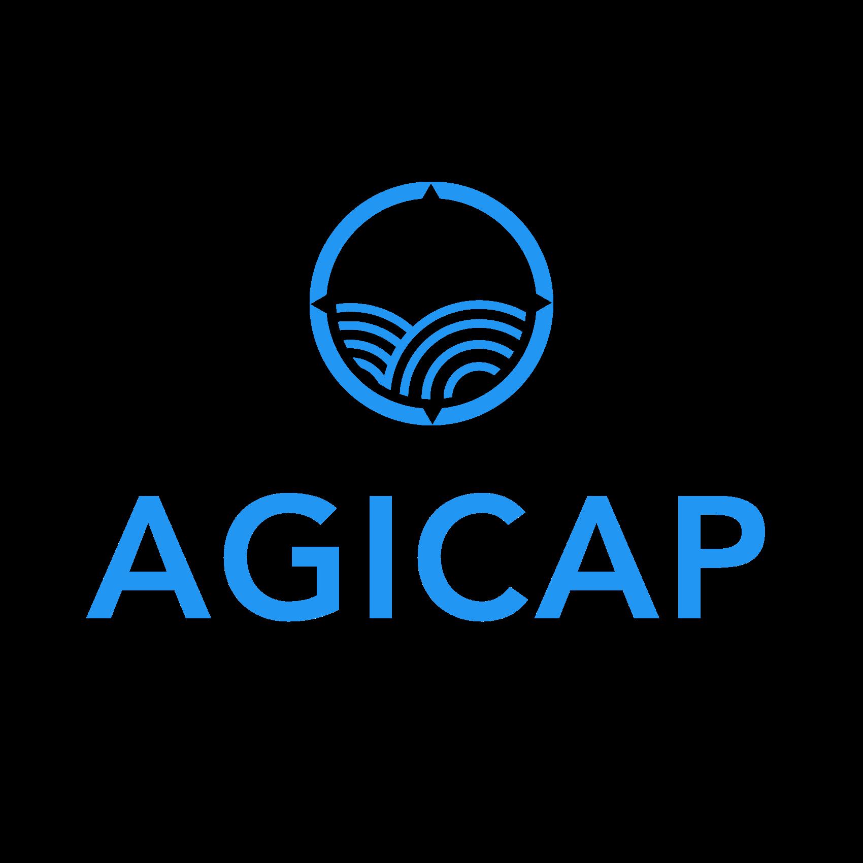 Logo Agicap  Client Yopbox