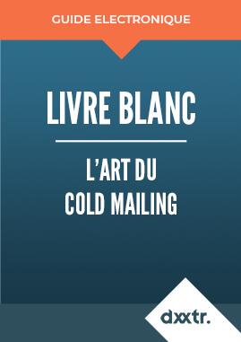 Livre blanc l'art du cold emailing